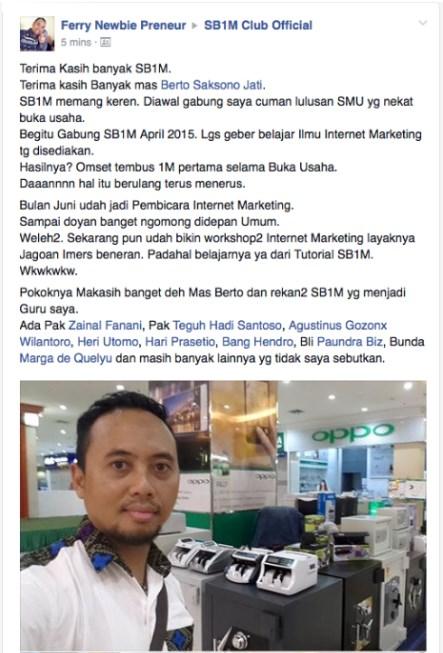 Kursus Internet Marketing Terbaik Untuk Pemula Di Tangerang Banten