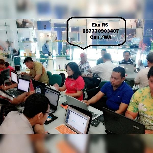 Tempat Kursus Internet Marketing Terbaik di Lampung dan Bisnis Internet Untuk Pemula